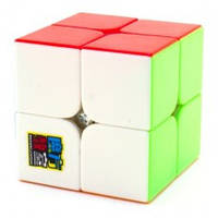 Кубик Рубика 2x2 MoYu MF2S (Без наклеек)