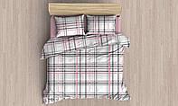 Комплект постельного белья First Choice Flannel Евро Glory