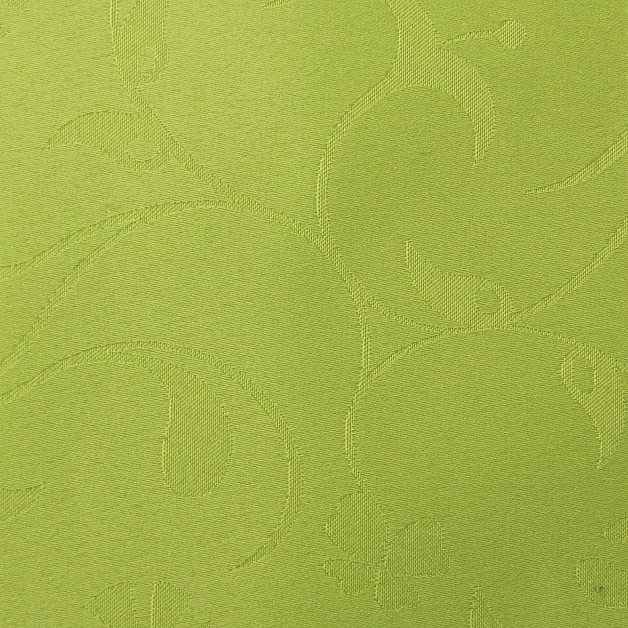 Рулонні штори Тканина Ольга 305 Зелений