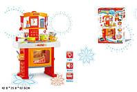 Набор детская кухня 661-91 свет, звук, посуда, аксессуары,  в коробке 42*23*63 см.