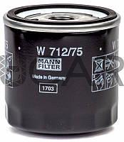 Mann Filter W 712/75 = W 712/22 масляный фильтр Chevrolet, Opel, Daewoo