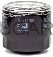 Mann Filter W 811/80 = W 817/80 масляный фильтр Hyundai, Kia, Mitsubishi (W811/80=W817/80)
