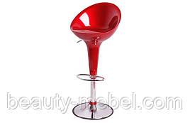 Стул для визажиста Джолли NEW, пластик, цвет красный