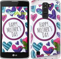 """Чехол на LG K7 Mothers-day """"4078c-451"""""""