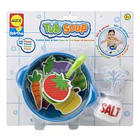 Набор наклейки для игры в ванной Alex (сша) «Суп» (801W), для купания