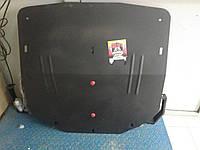 Защита картера двигателя и КПП Nissan NV 400 с 2010- боковые крылъя