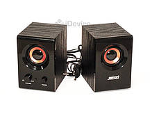 Компьютерные колонки Jiteng D99A 220V, фото 2