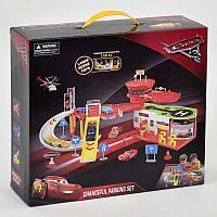 """Гараж """"Тачки-3""""  супер игрушка для мальчишек!"""