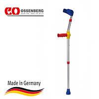 Костыли детские подлокотные Ossenberg 241 DSK, (Германия)