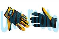 "Перчатки   (mod:MCS-22, size:L, желтые)   ""PRO-BIKER"""
