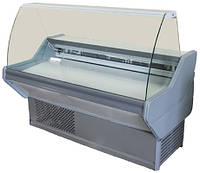 Среднетемпературные холодильные витрины «ВС-10»