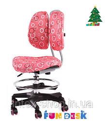 Детское ортопедическое кресло FunDesk SST6 Pink