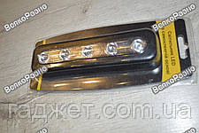 Светильник LED на самоклеющейся основе 5 светодидов, фото 3