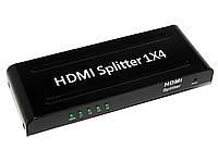 Сплиттер Hdmi 4 Портовый V.1.4 Поддержка Uhd 4K