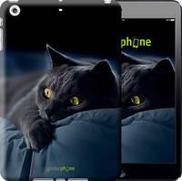 "Чехол на iPad mini 2 (Retina) Дымчатый кот ""825c-28-532"""