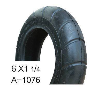 Шина коляски 6x1 1/4 A-1076 HOTA, фото 2