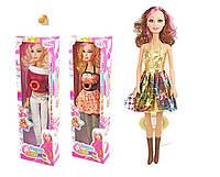 Кукла Барби бол 822/822-1  6 видов,  муз,  в коробке  59*17*8 см.