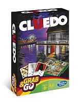 Игра настольная Hasbro Cluedo (Клуэдо) дорожная версия (B0999)