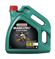 Моторное масло Castrol Magnatec Stop-Start 5W-30 A5 4 л (UR-MSS53A5-4X4L)