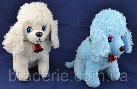 М'яка іграшка собака пудель 2122-30, фото 2