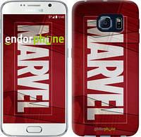 "Чехол на Samsung Galaxy S6 G920 Marvel ""2752c-80-532"""