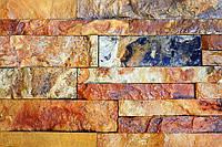 Тернопольский песчаник плитка рыжая