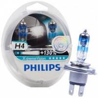 PHILIPS автолампа H4 X-treme Vision SP 12V 60/55W 12342XVS2