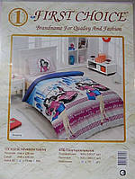 Комплект постельного белья First choice полуторный, 1