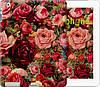 """Чехол на iPad 2/3/4 Цветущие розы """"2701c-25-532"""""""