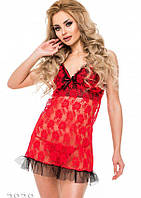 Домашняя одежда ISSA PLUS 2838  XL красный