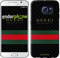 "Чехол на Samsung Galaxy S6 G920 Gucci 1 ""451c-80-532"""