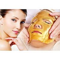 """Маска для лица коллагеновая """"Gold Bio - Collagen Facial Mask"""""""