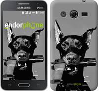 "Чехол на Samsung Galaxy Core 2 G355 Доберман ""2745c-75-532"""