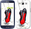 "Чехол на Samsung Galaxy S3 i9300 Devil Wears Louboutin ""2834c-11-532"""