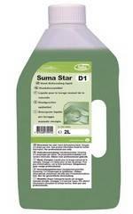 Рідкий засіб для ручного миття посуду Suma Star D1 (2 л)