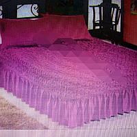Покрывало с подушками TM Evory home Турция.