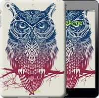 "Чехол на iPad mini Сова 2 ""2726c-27-532"""