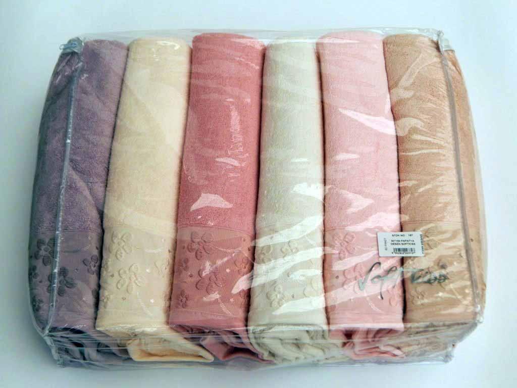 Рушник Soft Kiss 90*150 90x150 3
