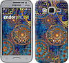 "Чехол на Samsung Galaxy Core Prime G360H Золотой узор ""678c-76-532"""