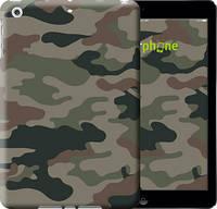 "Чехол на iPad 5 (Air) Камуфляж v3 ""1097c-26-532"""