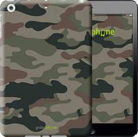 """Чехол на iPad mini 3 Камуфляж v3 """"1097c-54-532"""""""