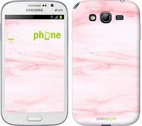 "Чехол на Samsung Galaxy Grand I9082 розовый мрамор ""3860c-66-532"""