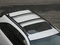 Рейлинги на крышу продольные и поперечные черные Lexus RX 2003-2009