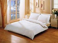 Комплект постельного белья Tac Hotel Pure полуторный