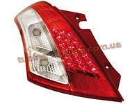 Задние фонари на Suzuki Swift 2011