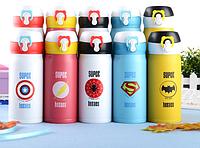 Термокружка Супергерои