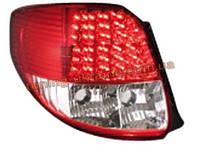 Задние фонари на Suzuki Swift 2006-2012