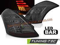 Задние фонари на Suzuki Swift 2010 тонированные