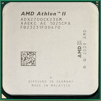Процессор AMD Athlon II X2 270 3.4GHz Socket AM3