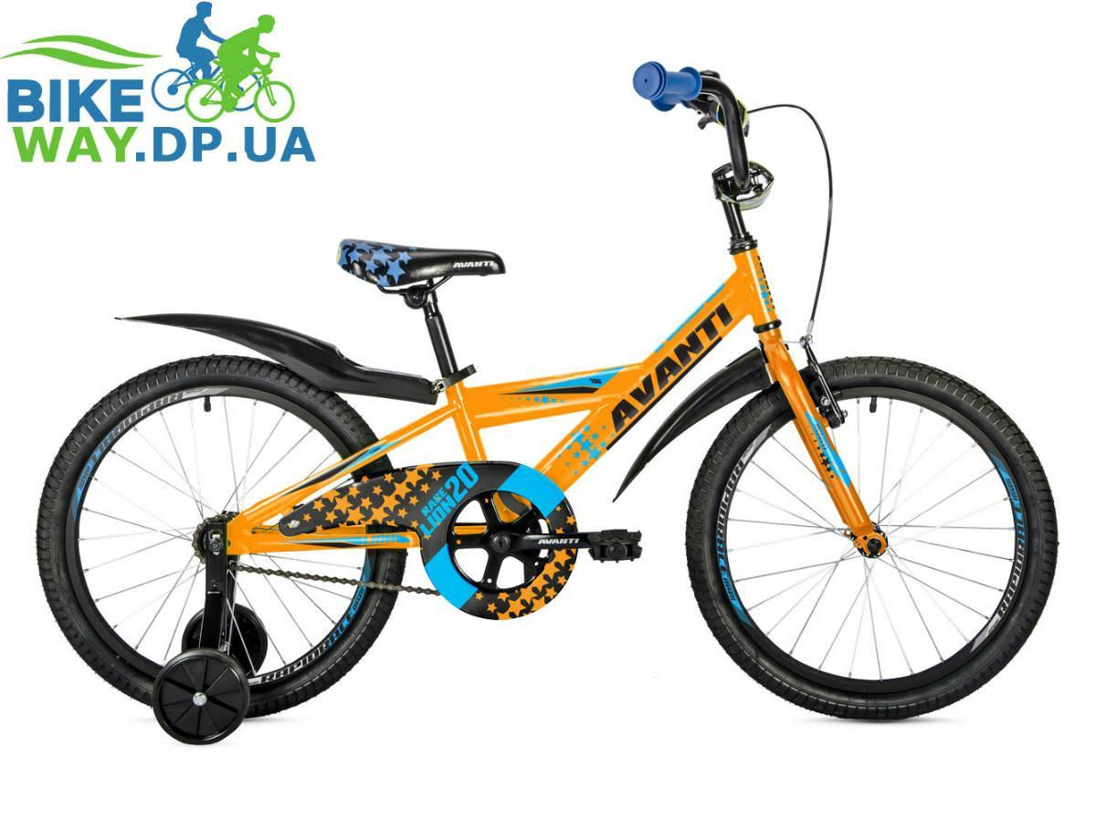 Велосипед 20 Avanti Lion
